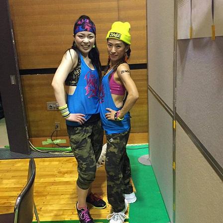 YUUKA&KANAKO
