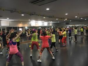 8月20日(日)ZUMBAイベント!!