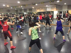 7月22日(日)FIGHT DO60イベントレッスン!!